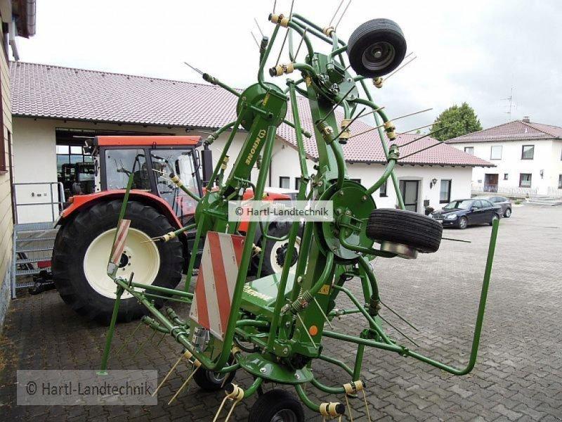 Kreiselheuer des Typs Krone KW 6.72/6, Neumaschine in Ortenburg (Bild 2)