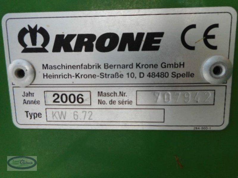 Kreiselheuer des Typs Krone KW 6.72/6, Gebrauchtmaschine in Münzkirchen (Bild 9)