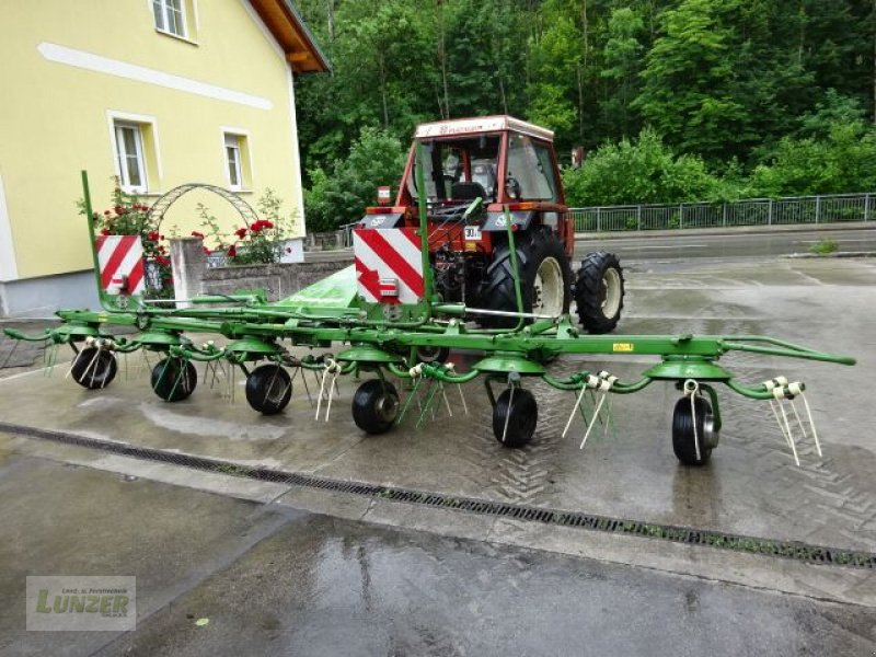 Kreiselheuer des Typs Krone KW 6.72/6, Gebrauchtmaschine in Kaumberg (Bild 1)