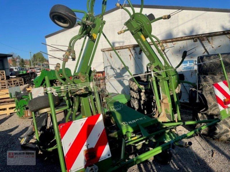 Kreiselheuer des Typs Krone KW 6.72, Gebrauchtmaschine in Gottenheim (Bild 1)