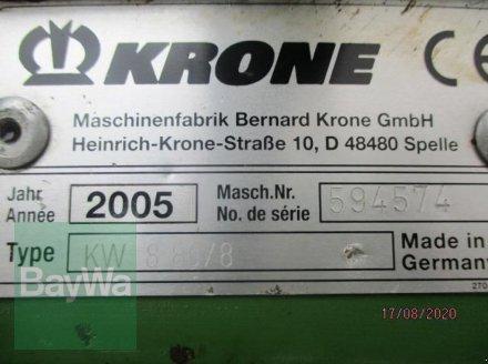 Kreiselheuer του τύπου Krone KW 8.80/8   #340, Gebrauchtmaschine σε Schönau b.Tuntenhausen (Φωτογραφία 7)
