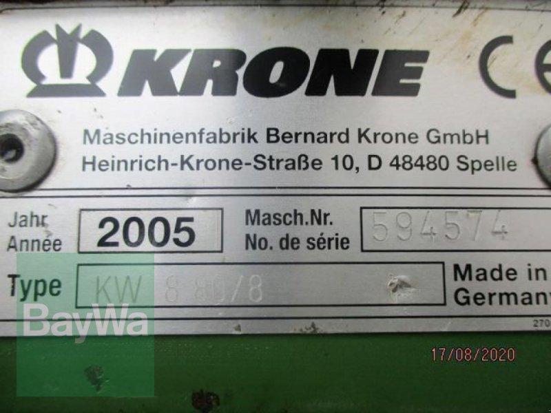 Kreiselheuer des Typs Krone KW 8.80/8   #340, Gebrauchtmaschine in Schönau b.Tuntenhausen (Bild 7)