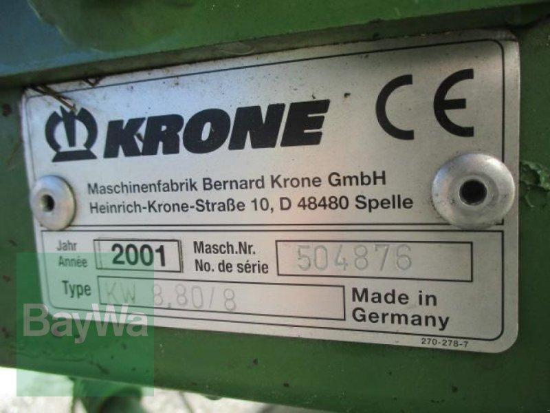Kreiselheuer des Typs Krone KW 8.80/8     #384, Gebrauchtmaschine in Schönau b.Tuntenhausen (Bild 4)