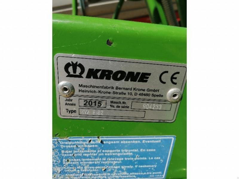 Kreiselheuer типа Krone Kw 8.82/8, Gebrauchtmaschine в Levier (Фотография 7)