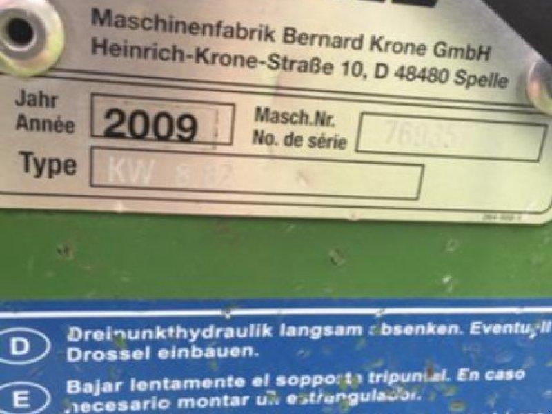 Kreiselheuer des Typs Krone KW 8.82, Gebrauchtmaschine in Westerhorn (Bild 5)