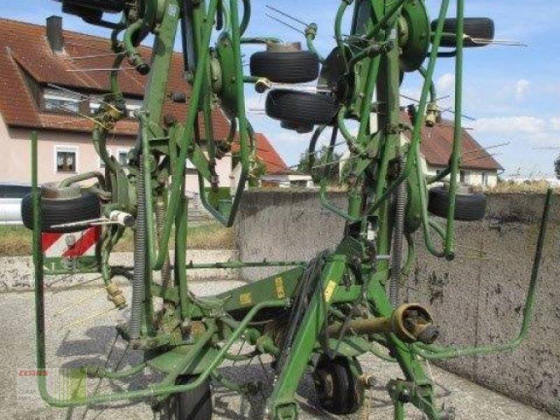 Kreiselheuer типа Krone KW 8.82, Gebrauchtmaschine в Heilsbronn (Фотография 1)