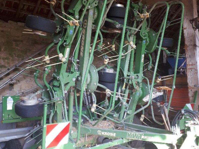 Kreiselheuer des Typs Krone KWT 11 22 /10, Gebrauchtmaschine in PUSEY (Bild 1)