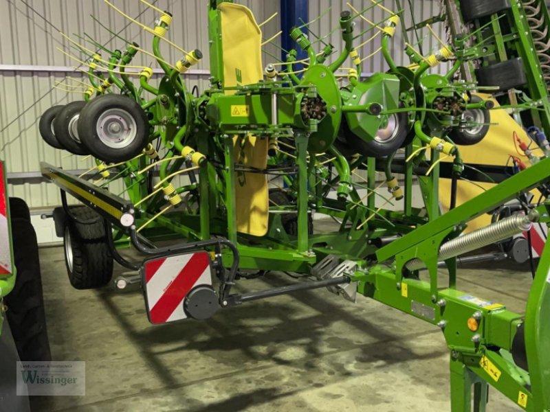 Kreiselheuer des Typs Krone KWT 1300, Neumaschine in Thalmässing (Bild 1)