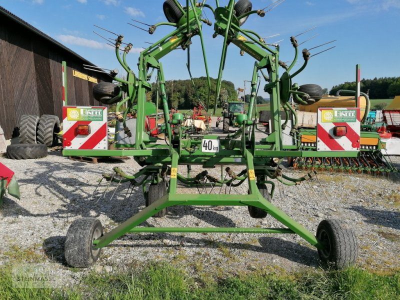 Kreiselheuer of the type Krone KWT 7.70/6x7, Gebrauchtmaschine in Petting (Picture 1)