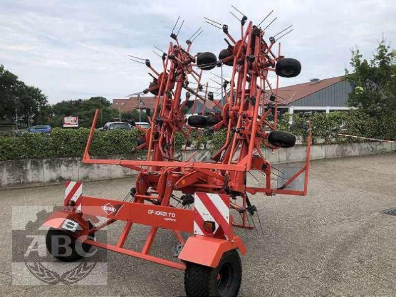 Kreiselheuer типа Kuhn GF 10601 TO, Gebrauchtmaschine в Bösel (Фотография 4)