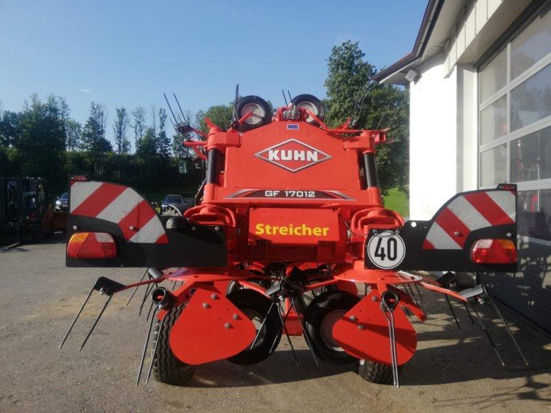 Kreiselheuer des Typs Kuhn GF 17012, Neumaschine in Günzach (Bild 3)