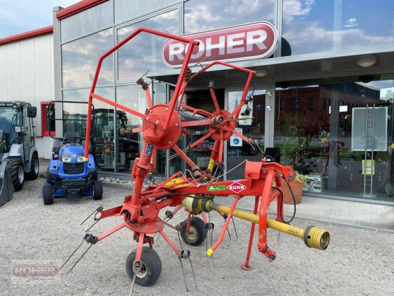 Kreiselheuer des Typs Kuhn GF 4201 MH, Gebrauchtmaschine in Wieselburg Land (Bild 1)