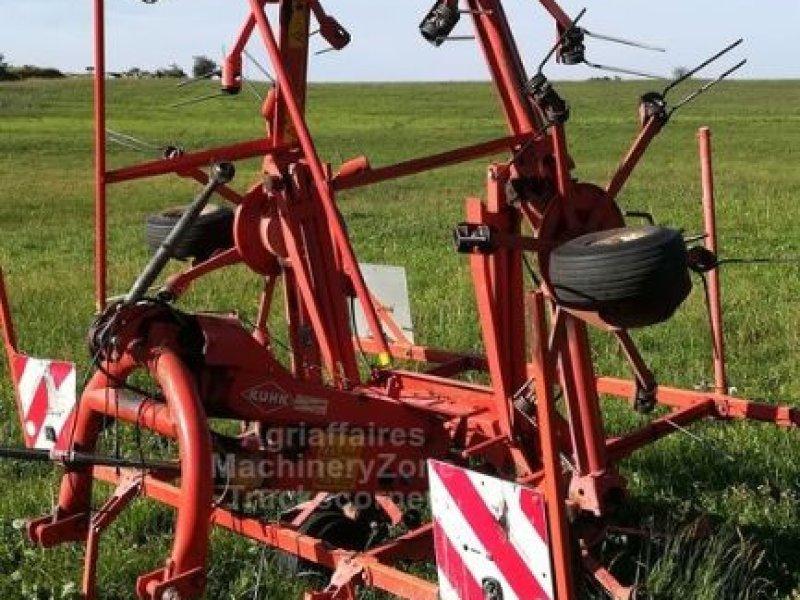 Kreiselheuer des Typs Kuhn GF 6401 MH, Gebrauchtmaschine in oraison (Bild 3)
