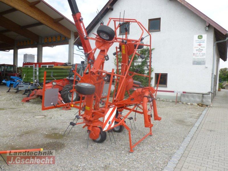Kreiselheuer des Typs Kuhn GF 6502, Neumaschine in Mühldorf (Bild 4)