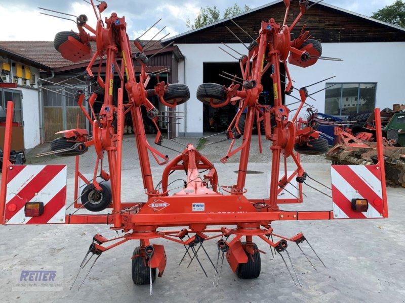 Kreiselheuer des Typs Kuhn GF 8501 MH, Gebrauchtmaschine in Geratskirchen (Bild 1)