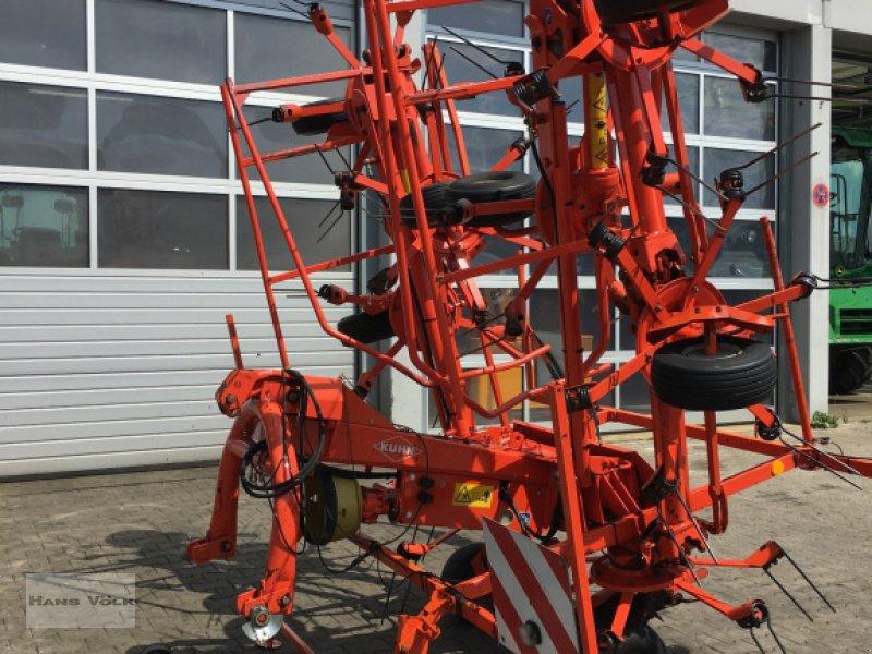 Kreiselheuer des Typs Kuhn GF 8501 MHO, Gebrauchtmaschine in Eggenfelden (Bild 1)