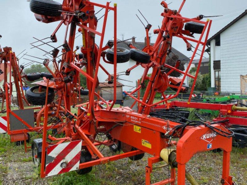 Kreiselheuer типа Kuhn GF 8501 T, Gebrauchtmaschine в Pforzen (Фотография 1)