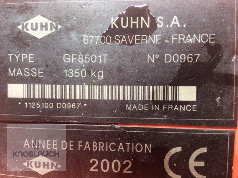 Kreiselheuer a típus Kuhn GF 8501, Gebrauchtmaschine ekkor: Immendingen (Kép 6)