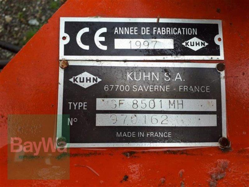 Kreiselheuer des Typs Kuhn GF 8501, Gebrauchtmaschine in Kisslegg (Bild 4)