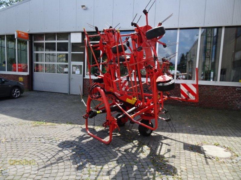 Kreiselheuer типа Kuhn GF 8702 MHO, mit Schwadgetriebe,, Gebrauchtmaschine в Greven (Фотография 1)