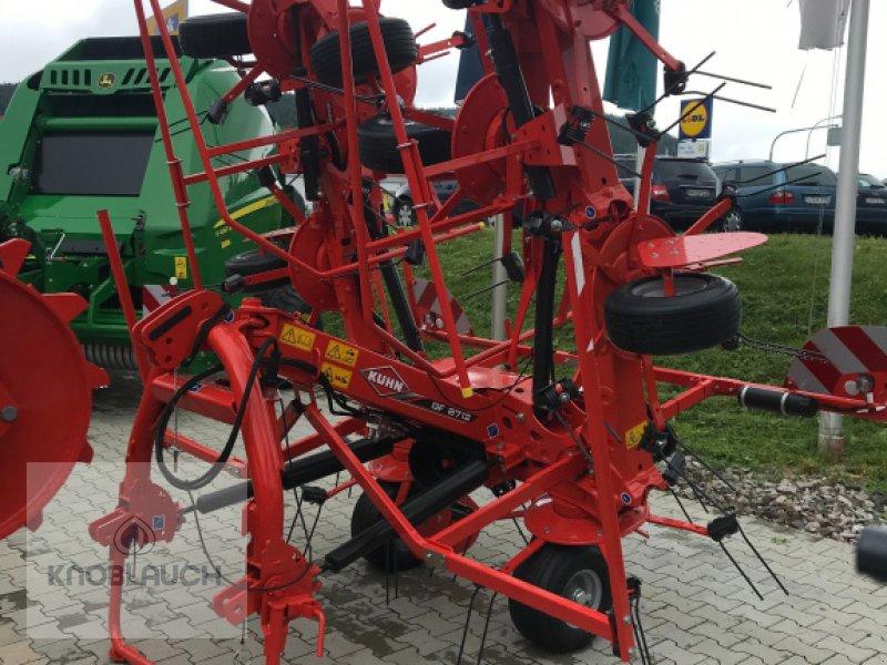 Kreiselheuer типа Kuhn GF 8712, Neumaschine в Immendingen (Фотография 2)