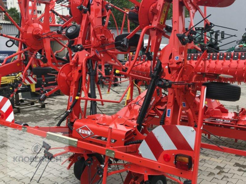 Kreiselheuer типа Kuhn GF 8712, Neumaschine в Immendingen (Фотография 3)