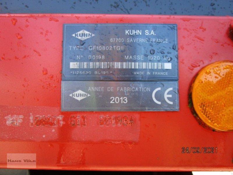 Kreiselheuer des Typs Kuhn GF10802T GII, Gebrauchtmaschine in Soyen (Bild 9)