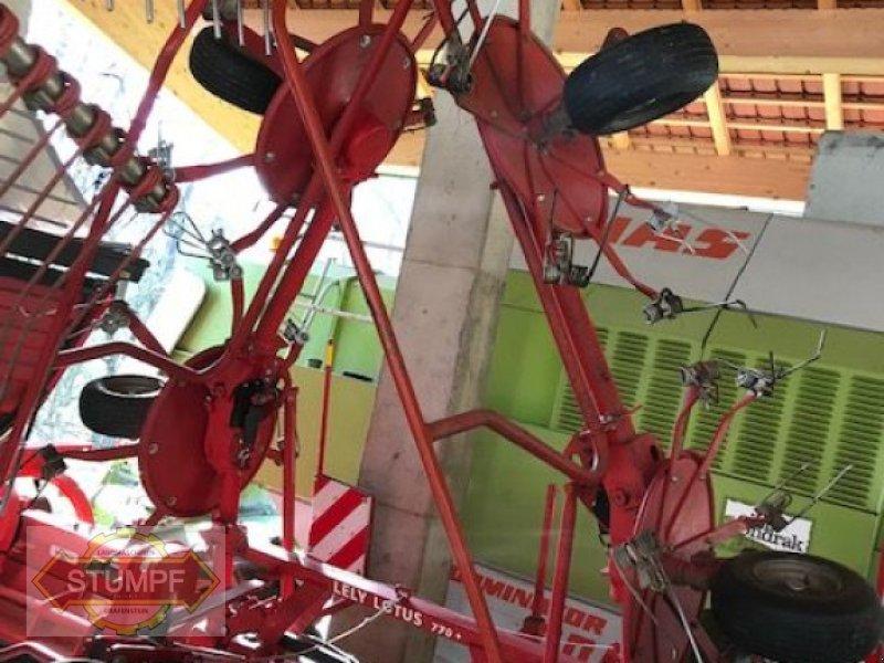 Kreiselheuer des Typs Lely Lotus 770+ Stabilo, Gebrauchtmaschine in Grafenstein (Bild 1)