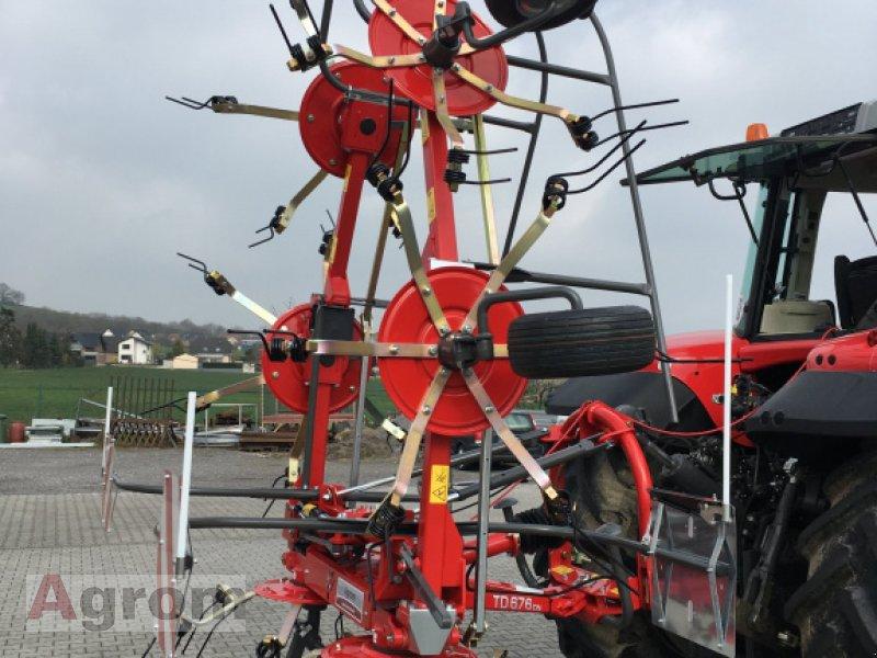 Kreiselheuer типа Massey Ferguson TD 676 DN, Neumaschine в Thür (Фотография 1)