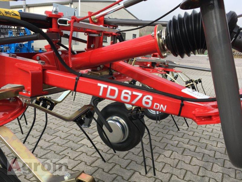 Kreiselheuer типа Massey Ferguson TD 676 DN, Neumaschine в Thür (Фотография 4)