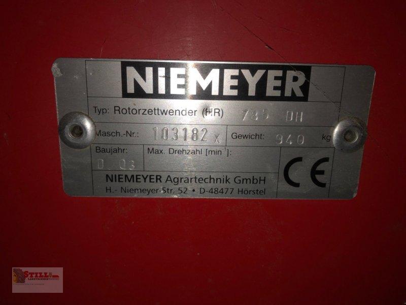 Kreiselheuer типа Niemeyer 785 DH, Gebrauchtmaschine в Niederviehbach (Фотография 4)