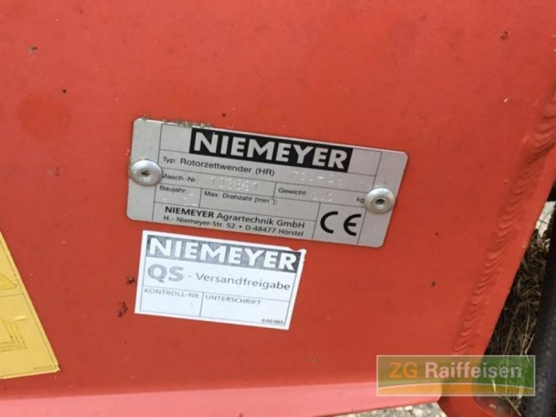 Kreiselheuer типа Niemeyer Gebr. Kreiselheuer, Gebrauchtmaschine в Bühl (Фотография 4)