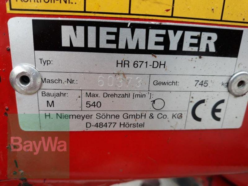 Kreiselheuer des Typs Niemeyer HR 671 DH, Gebrauchtmaschine in Griesstaett (Bild 8)