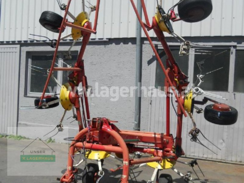 Kreiselheuer des Typs Pöttinger EURO HIT 69 NZ, Gebrauchtmaschine in Ottensheim (Bild 2)
