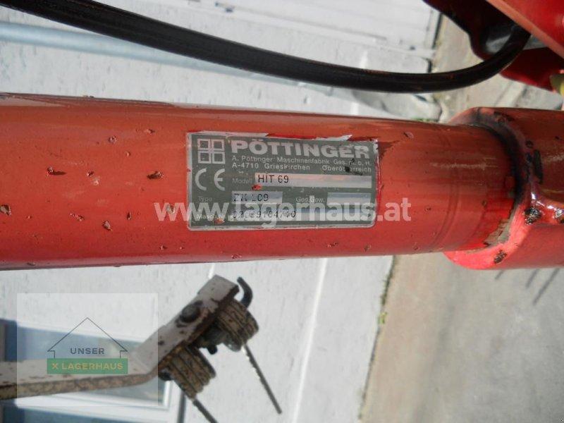 Kreiselheuer des Typs Pöttinger EURO HIT 69 NZ, Gebrauchtmaschine in Ottensheim (Bild 11)