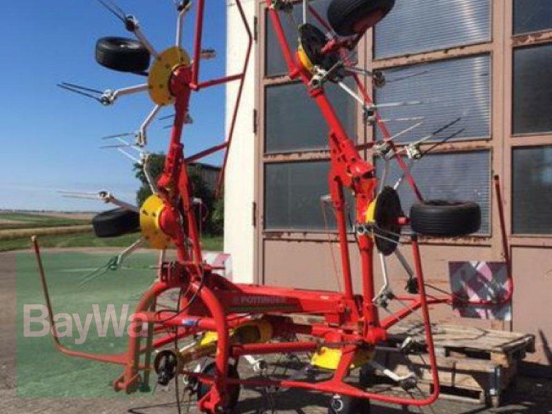 Kreiselheuer des Typs Pöttinger EUROHIT 69 N, Gebrauchtmaschine in Suenching (Bild 1)