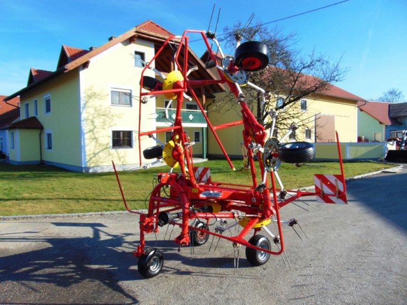Kreiselheuer des Typs Pöttinger EUROHIT 69 NZ, Gebrauchtmaschine in Neukirchen am Walde  (Bild 1)
