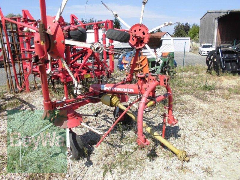 Pöttinger HIT 54 N 4 Kreisel, hydraulisch klappbar