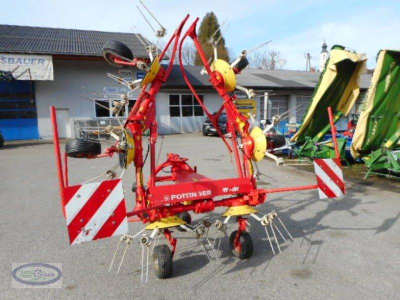 Kreiselheuer des Typs Pöttinger HIt 610 N, Gebrauchtmaschine in Münzkirchen (Bild 1)