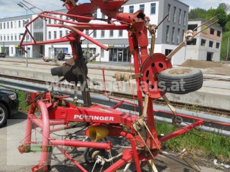Kreiselheuer des Typs Pöttinger HIT 69 N, Gebrauchtmaschine in Ottensheim (Bild 1)