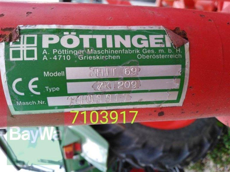 Kreiselheuer a típus Pöttinger Hit 69, Gebrauchtmaschine ekkor: Nürtingen (Kép 4)