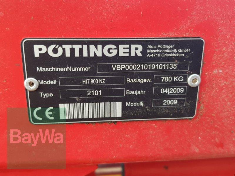 Kreiselheuer des Typs Pöttinger HIT 800 NZ, Gebrauchtmaschine in Bamberg (Bild 5)