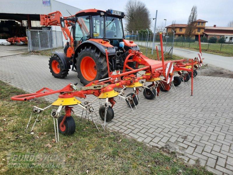 Kreiselheuer des Typs Pöttinger Hit 810 N *guter Zustand*, Gebrauchtmaschine in Lamstedt (Bild 1)