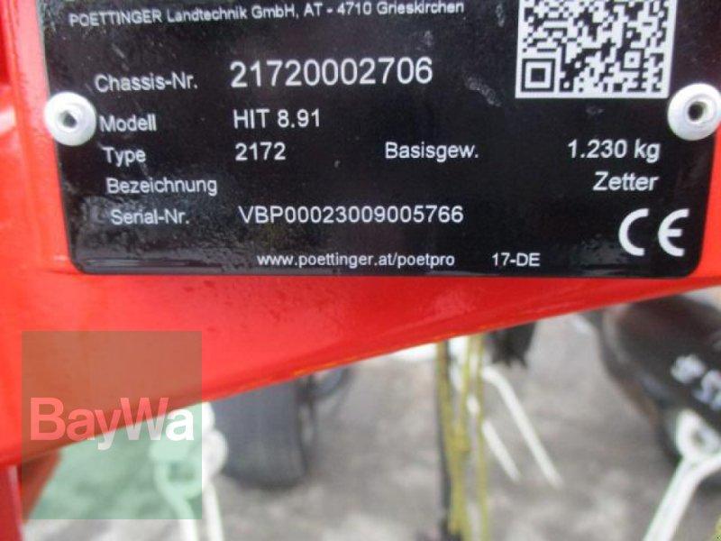 Kreiselheuer des Typs Pöttinger HIT 8.91 #386, Gebrauchtmaschine in Schönau b.Tuntenhausen (Bild 5)
