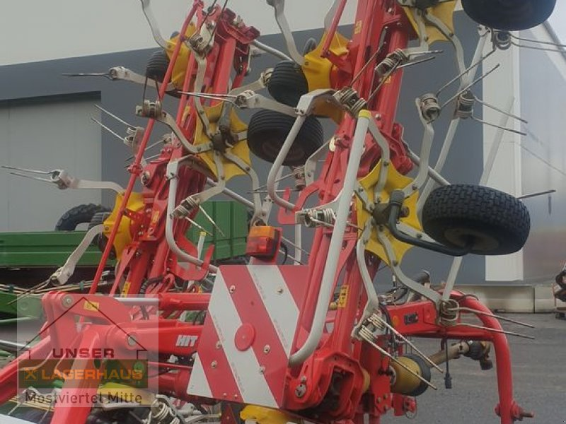 Kreiselheuer des Typs Pöttinger Hit 8.91 t, Gebrauchtmaschine in Bergland (Bild 1)