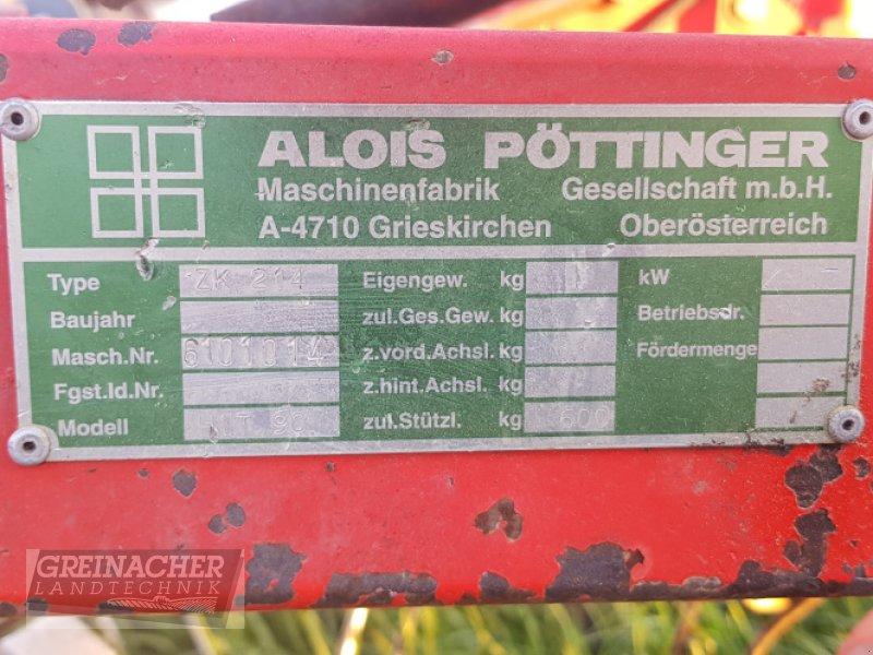 Kreiselheuer a típus Pöttinger Hit 90 NZ, Gebrauchtmaschine ekkor: Pfullendorf (Kép 3)