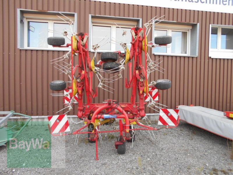Kreiselheuer des Typs Pöttinger HIT 91 NZ, Gebrauchtmaschine in Mindelheim (Bild 1)