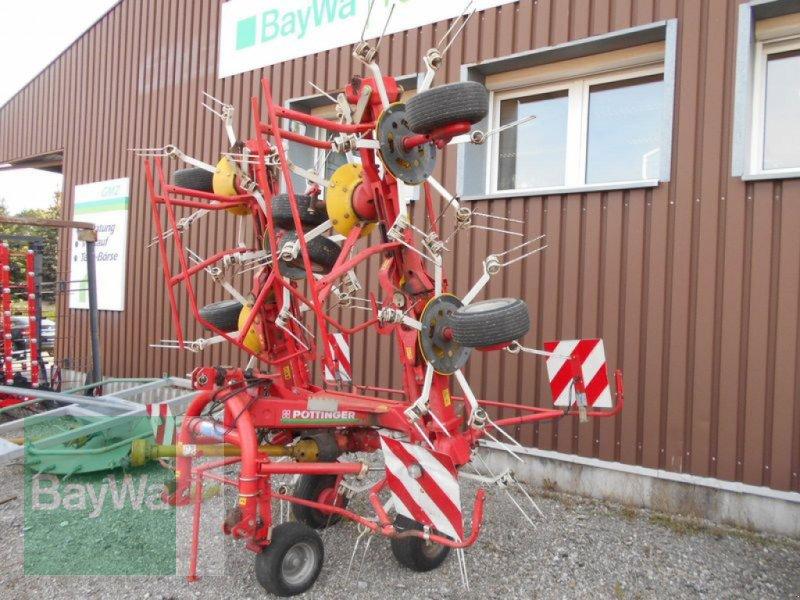 Kreiselheuer des Typs Pöttinger HIT 91 NZ, Gebrauchtmaschine in Mindelheim (Bild 5)