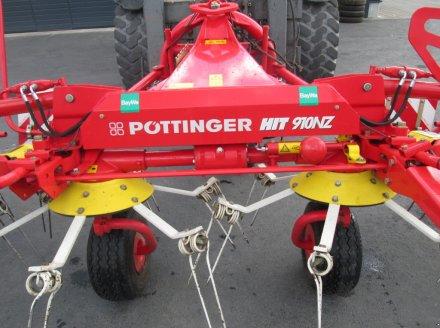 Kreiselheuer des Typs Pöttinger Hit 910 NZ, Gebrauchtmaschine in Wülfershausen an der Saale (Bild 8)