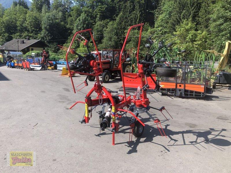 Kreiselheuer des Typs SIP Spider 400/4 ALP, Gebrauchtmaschine in Kötschach (Bild 1)